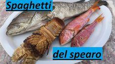Η μακαρονάδα του ψαροντουφεκά - Spearfishing - Catch n Cook - Spaghetti ...