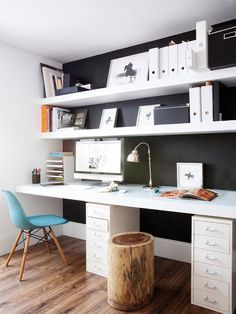 tumblr n1pnlzo1NN1rqeb09o1 1280 70 Inspirational Workspaces & Offices | Part 21