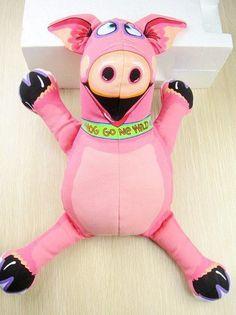 Piggie Squeak Toy
