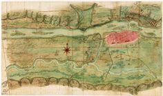 Des cartes de la Loire à Marmoustier et Montlouis à admirer sur ce blog consacré à l'histoire sociale de la Touraine