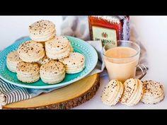 Tiramisu Macarons - Tatyanas Everyday Food