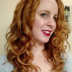 I Love My Type 2 Hair (Depending On The Humidity!) {Becky ~ NaturallyCurly.com (YouTube: The Polished Curl) }