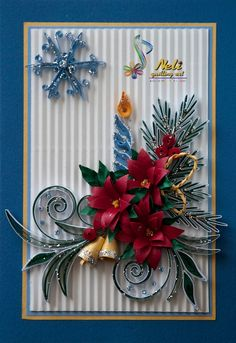 Neli Quilling Art: Preparation for Christmas _ # 3