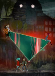 Oxenfree Maybe something for https://Addgeeks.com ?