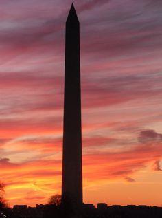 Washington, DC - Washington Monument