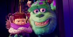 Monsters Inc. (: