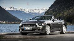 Ford Mustang - Mustang Convertible