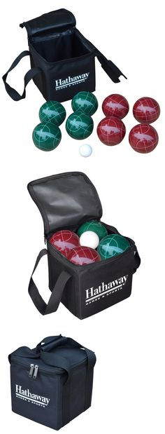 Games 145978: Hathaway Sports Bocce Ball Game Set -> BUY IT NOW ONLY: $48.75 on eBay!