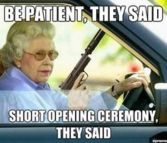 Enjoy a collection of old lady memes! This collection of funny old lady pics and memes you can make everyone laugh! The Trooper, Are You Scared, Demotivational Posters, Road Rage, Thing 1, Just For Laughs, I Smile, Old Women, Laugh Out Loud