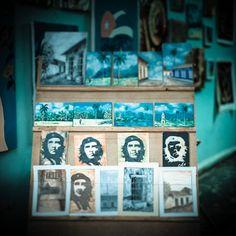 Che Guevara in Trinidad Cuba