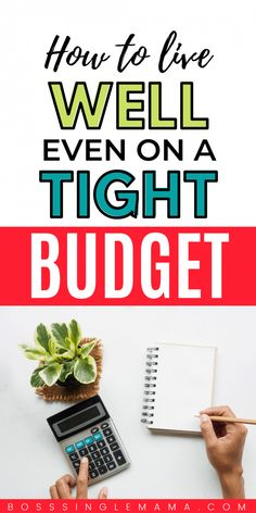 Personal Finance Discover 10 Tips for Living (and Thriving) on a Tight Budget Need some help making your money stretch? Learn how to live well even on a tight budget so you can thrive financially. Living On A Budget, Frugal Living Tips, Frugal Tips, Family Budget, Making A Budget, Create A Budget, Making Ideas, Budget Help, Best Budget