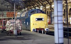 55022 'Royal Scots Grey' at Liverpool Lime Street on Dec (Robert Peach) Electric Locomotive, Diesel Locomotive, Steam Locomotive, British Rail, Train Tickets, World Pictures, Steam Engine, Diesel Engine, The World's Greatest
