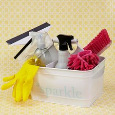 Read on for five fabulous tips to help take the dread out of cleaning day: http://www.bhg.com/homekeeping/house-cleaning/tips/make-cleaning-fun/?socsrc=bhgpin050314makecleaningfun