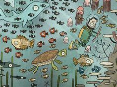 Ocean by Brendan Kearney