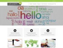 Κατασκευή & Σχεδιασμός Δυναμικής Ιστοσελίδας για το μεταφραστικό κέντρο MultiTranslation στον Πειραιά. Βελτιστοποίηση SEO & Γραφιστική Επιμέλεια Εικόνων.