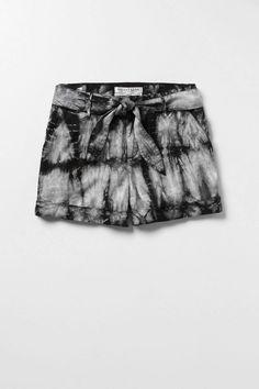 tye dye shorts