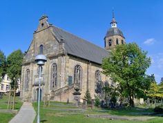 Kerk in Bad Bentheim