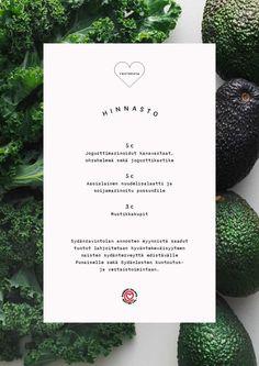 Ravintolapäivän menu 16.5.2015 / yhteistyössä Perinneruokaa Prkl, White Trash Disease ja Sydänliitto <3