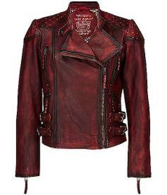 dark brown leather for women