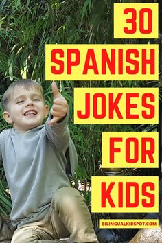 30 Spanish Jokes for Kids To Get them Laughing Spanish Jokes, Spanish Phrases, Learning Spanish For Kids, Teaching Spanish, Simple Spanish Words, Learn To Speak Spanish, Kids Laughing, Spanish English, It Takes Two
