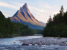 Otertind Morning Lyngen Alps, Norway