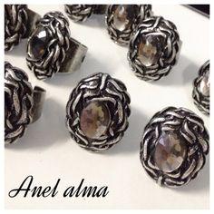 Já repomos estoque do Anel Alma. Corre lá no site para garantir o seu:www.artdecobijoux.com.br #colecaourbangipsy #anel #aneis #anelalma #anelpratavelha #pratavelha