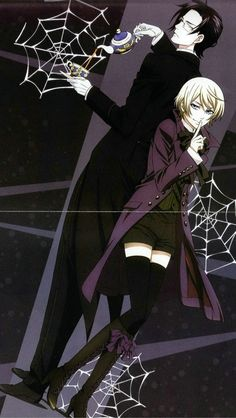 Alois Trancy, black butler. (im cosplaying him :3 )