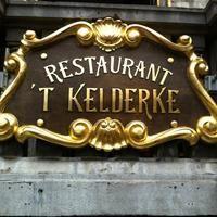ベルギー料理   t Kelderke - Grand-Place - ブリュッセル, Bruxelles-Capitale