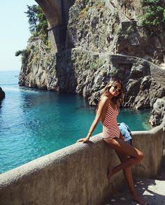 "79.2 m Gostos, 521 Comentários - JULIE SARIÑANA (@sincerelyjules) no Instagram: ""Viva Italia! ❤️"""
