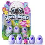 Hatchimals - CollEGGtibles - 4-Pack   Bonus (Styles & Colors May Vary) by Spin Master