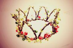 FAIRY QUEEN - WOODLAND Fairy Crown - Elf Headpiece, ... | crowns