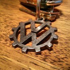 Custom Volkswagen Gear Keychain by ALRDesigned on Etsy, $5.00