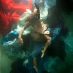 Christy Lee Rogers il barocco sott'acqua