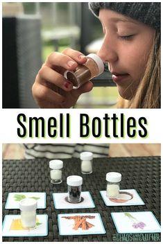 Sensory Smell Bottles