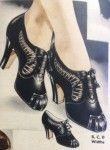 1930's shoes women ozfords