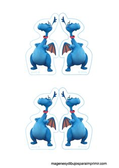 Imprimir y decorar cupcakes con doctora juguetes-Imagenes y dibujos para imprimir