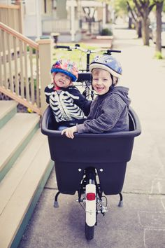 family biking with your toddler: tips from the pros