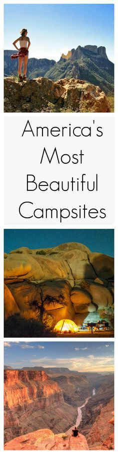 With 3,794,100 square miles of soaring mountains, pristine beaches and crystal clear lakes, the United States offers endless options for those looking to spend a few nights under the stars. To help you decide where to pitch your tent this summer, we enlisted the outdoor experts at Hipcamp, America's foremost digital camping guide.