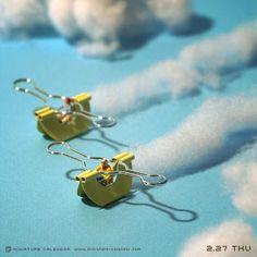 calendario de figuras en miniatura de tatsuya tanaka 8