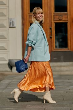 What to wear in September: 57 images from the most fashionable girls in Stockholm | Harper's Bazaar