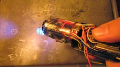 sonic screwdriver as a movie projector - Google Search