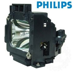 Philips Lighting for Epson ELPLP15 / V13H010L15 Projector Replacement Lamp With Housing by Philips. $143.51. The original lamp brand for the Epson ELPLP15 part number is made by PHILIPS. For example: Your projector was equipped with a PHILIPS lamp when you bought the unit from Epson or an authorized Epson Reseller/Dealer. The average life span for these PHILIPS lamps is around 2000 Hours and is specifically engineered to work with all other components of the projector in...