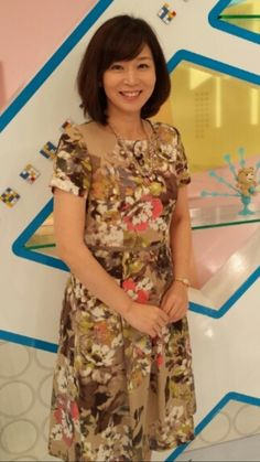 Short Sleeve Dresses, Dresses With Sleeves, Japanese Beauty, Contemporary, Modern, Beautiful, Fashion, Flower, Spring