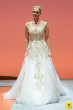 Свадебные платья в стиле Диснея (9 фото)