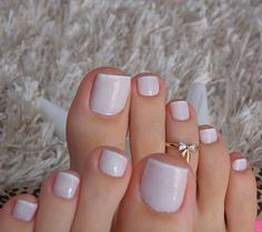 The best collection of 35 Lovely Summer Nails Pretty Toe Nails, Pretty Toes, Feet Nails, Toe Nail Designs, Fabulous Nails, Manicure And Pedicure, Nails Inspiration, Beauty Nails, How To Do Nails