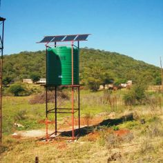Solar Powered Installation
