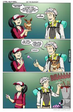 Pokemon candy