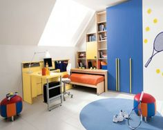 Great and Cool Kids Bedroom Ideas: Awesome Kids Bedroom Ideas ~ articature.com Bedroom Design Inspiration