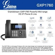 Grandstream is quite prominent for its quality products. In any case, to fully utilize a significant part of its benefits, you need to be sure that you are buying from a reputable Grandstream distributor in Dubai. We, as an authorized distributor in Dubai, ensure that you get the most recent items.