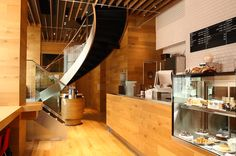 Blurring lines - Best known internationally as the Amazon of Japan, Rakuten opens a new cafe in Shibuya end May 2014.